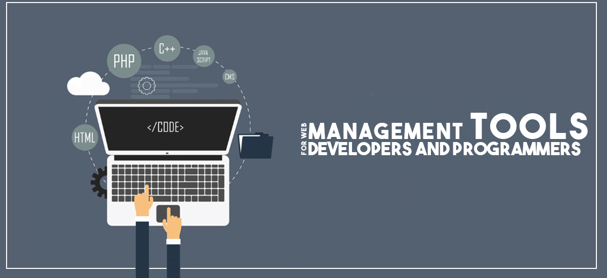 Management tools for web developers and programmers