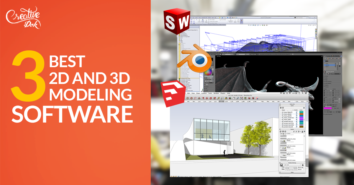 3D Modeling and Video production company dallas